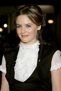 Alicia Silverstone at the premiere of