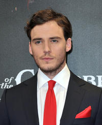 Sam Claflin at the Germany premiere of