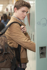 Callan McAuliffe as Sam in ``I Am Number Four.''