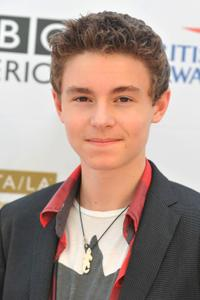 Callan McAuliffe at the 8th Annual BAFTA/LA TV party.