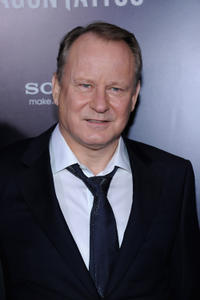 Stellan Skarsgard at the New York premiere of