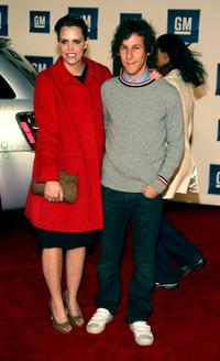 Ione Skye and Ben Lee at the 6th Annual General Motors TEN event.