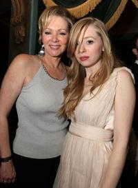 Jean Smart and Portia Doubleday at the after party of the California premiere of