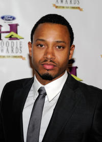 Terrence J at the 9th Annual Ford Hoodie Awards.
