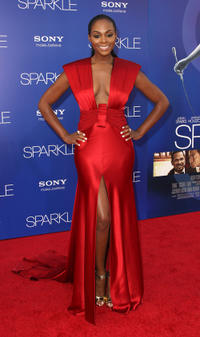 Tika Sumpter at the California premiere of