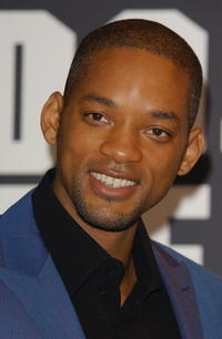 """Will Smith at the photocall for """"Bad Boys II"""" in Madrid, Spain."""