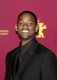 """Will Smith at the """"Hitch"""" photocall in Berlin, Germany."""