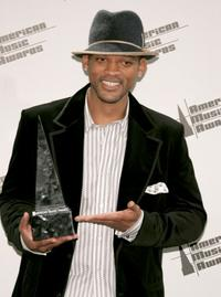 Will Smith at the 2005 American Music Awards.