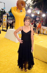 Yeardley Smith at the Los Angeles premiere of