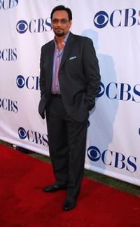 Jimmy Smits at the CBS Summer Stars Party 2007.