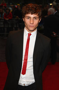 Augustus Prew at the premiere of