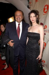 Paul Sorvino at the 2002 VH1 Vogue Fashion Awards.