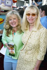Kath Soucie and Nancy Cartwright at the after party of the premiere of