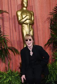 Sissy Spacek at the 74th Academy Awards Nominees Luncheon in Beverly Hills.