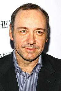 Kevin Spacey at the screening of
