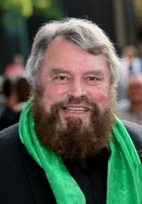 Brian Blessed at the Classical Brit Awards 2008.