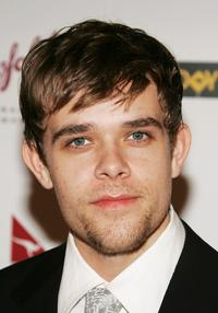 Nick Stahl at the Australia Week 2005 Penfolds Gala.