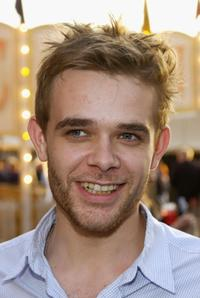 Nick Stahl at the HBO Network party for promoting television series