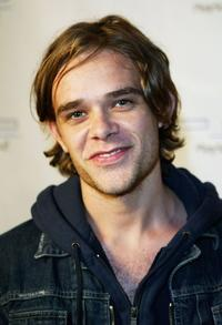 Nick Stahl at the Playstation 2 Party.