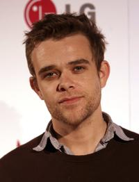 Nick Stahl at the MAXIM Magazine's Rock & Roll Poker Tournament.