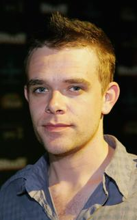 Nick Stahl at the Stuff Magazine's fourth annual Stuff Casino Weekend.