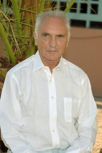 Terence Stamp at the photocall during the second day of Gala of Marrakesh International Film Festival 2005.