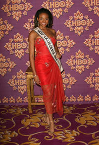 Meagan Tandy at the HBO Emmy after party in California.
