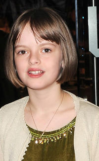 Freya Wilson at the American Express Gala Screening of