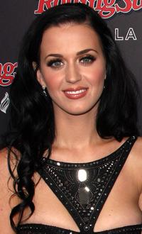 Katy Perry at the after party of Rolling Stone 2010 American Music Awards.