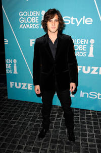 Diego Boneta at The Hollywood Foreign Press Association (HFPA) and InStyle Presents