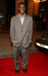 Arthur Cartwright at the world premiere of