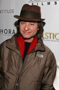 Fisher Stevens at the 2008 Sundance Film Festival for Fortitude Party.