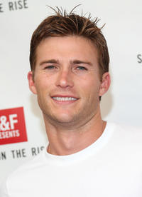 Scott Eastwood at the Abercrombie & Fitch's presentation of their 2013 Stars on the Rise in California.