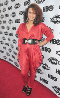 Harmony Santana at the 2011 Outfest Opening Night Gala of