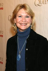 Dee Wallace at the premiere of