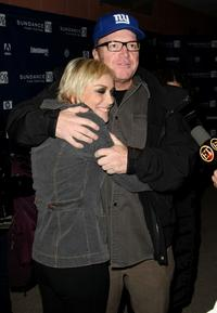 Sharon Stone and Tom Arnold at the 2008 Sundance Film Festival Premiere of