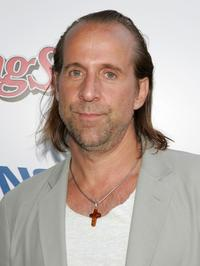 Peter Stormare at the premiere of