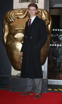 Thomas Brodie-Sangster at the British Academy Children's Awards in England.