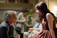 David Strathairn as Stephen and Emily Browning as Anna in