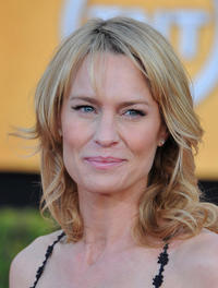 Robin Wright at the 17th Annual Screen Actors Guild Awards in California.