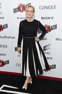 Meryl Streep at the New York premiere of
