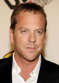 Kiefer Sutherland at the Spike TV