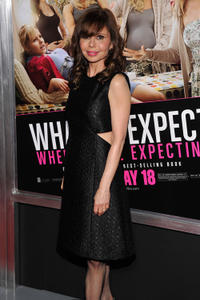 Executive producer Heidi Murkoff at the New York premiere of
