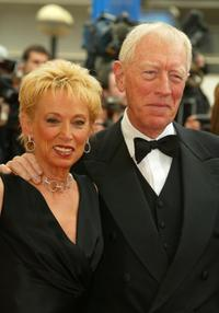 Max von Sydow at the 57th Cannes Film Festival Opening Ceremony and screening of