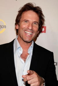 Hart Bochner at the NBC Universal 2008 Press Tour All-Star Party.