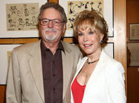 Russ Tamblyn and Barbara Eden at the AMPAS Celebrates