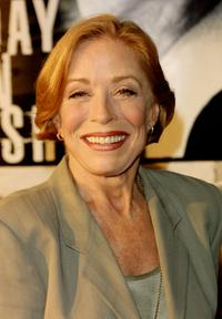 Holland Taylor at the Los Angeles premiere of