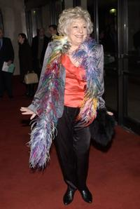 Renee Taylor at the Actors Fund celebration of the 100th birthday of Lee Strasberg.