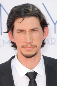 Adam Driver at the 64th Annual Primetime Emmy Awards.