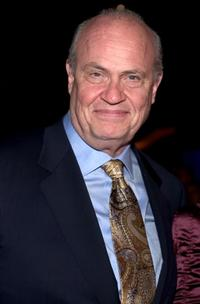 Fred Dalton Thompson at the party for the new seasons Of
